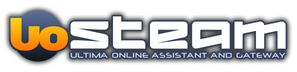 UO Steam - ultima online assistance